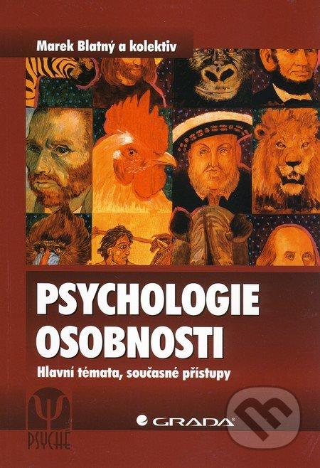 Fatimma.cz Psychologie osobnosti Image