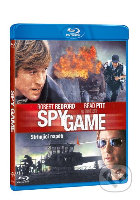 Spy Game Blu-ray