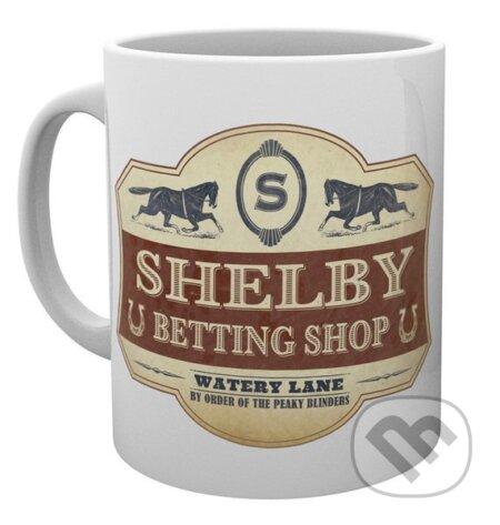 Keramický hrnček Peaky Blinders: Betting Shop