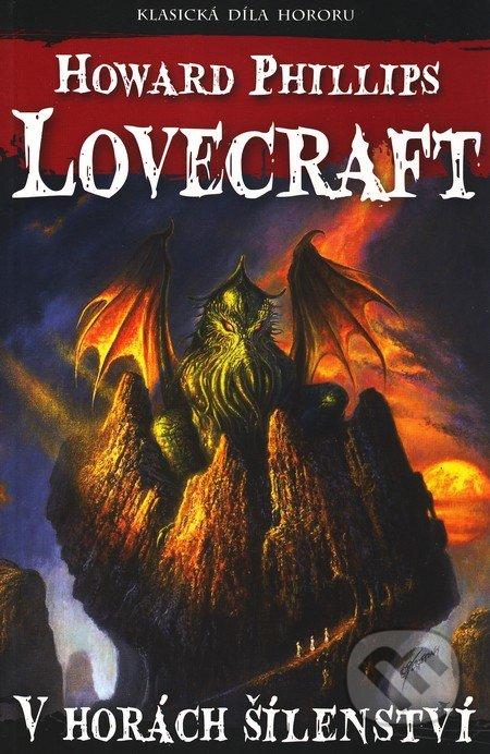V horách šílenství Howard Phillips Lovecraft