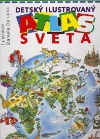 Newdawn.it Detský ilustrovaný atlas sveta Image