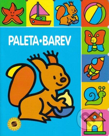 Fatimma.cz Veverka - paleta barev Image