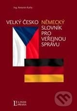 Interdrought2020.com Velký česko-německý slovník pro veřejnou správu Image