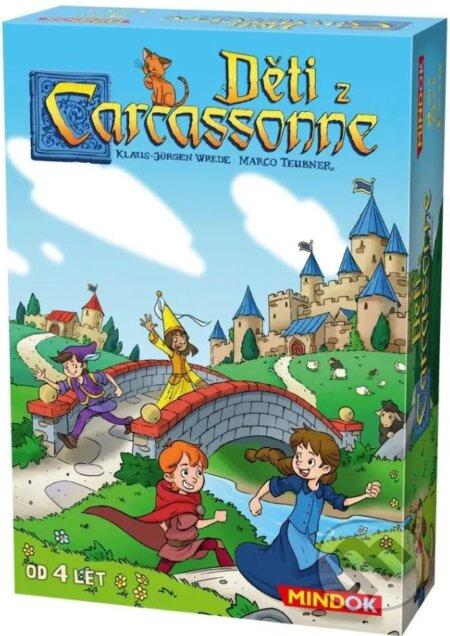 Děti z Carcassonne - Mindok