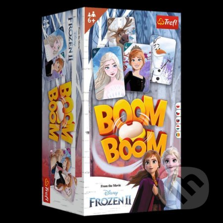 Boom Boom Ledové království 2 - Trefl