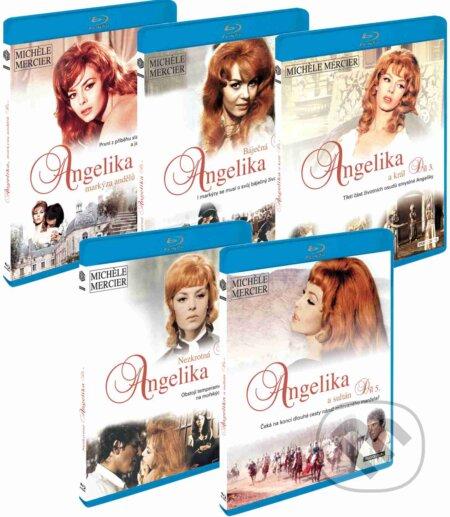 Angelika kolekcia - Limitovaná edícia