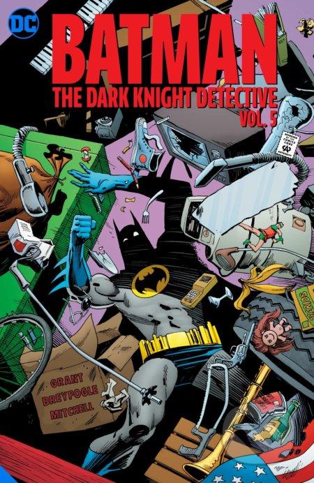 Batman: The Dark Knight Detective 5 - Alan Grant, Norm Breyfogle (ilustrátor)