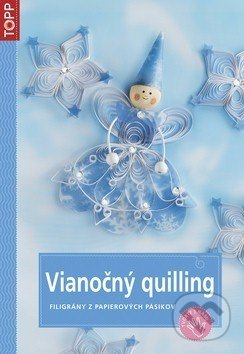 Vianočný quilling - Anagram