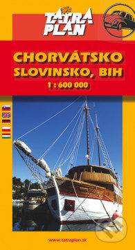 Chorvátsko, Slovinsko, Bosna a Hercegovina - TATRAPLAN