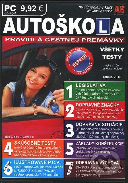Fatimma.cz Autoškola 2010 (CD-ROM) Image
