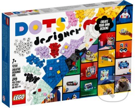 LEGO® DOTS 41938 Kreatívny dizajnérsky box - LEGO