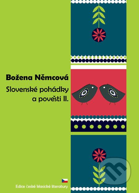 Slovenské pohádky a pověsti 2 - Božena Němcová