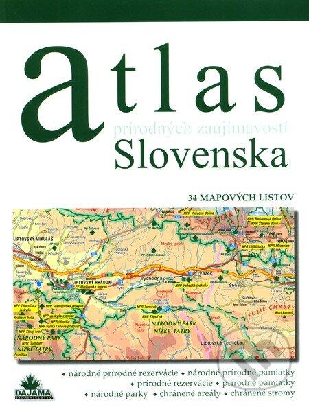 Peticenemocnicesusice.cz Atlas prírodných zaujímavostí Slovenska Image
