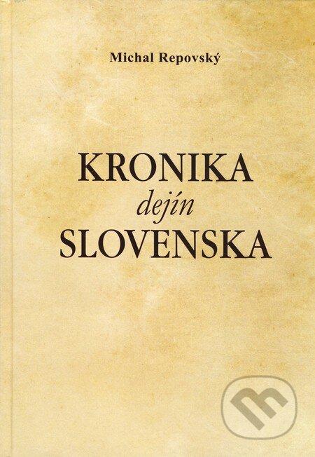 Fatimma.cz Kronika dejín Slovenska Image