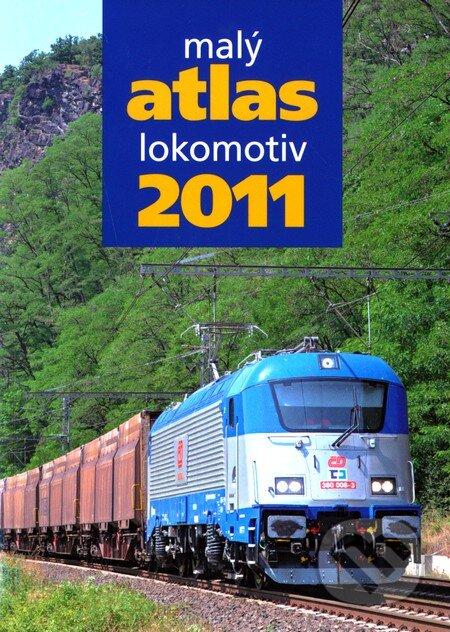 Fatimma.cz Malý atlas lokomotiv 2011 Image