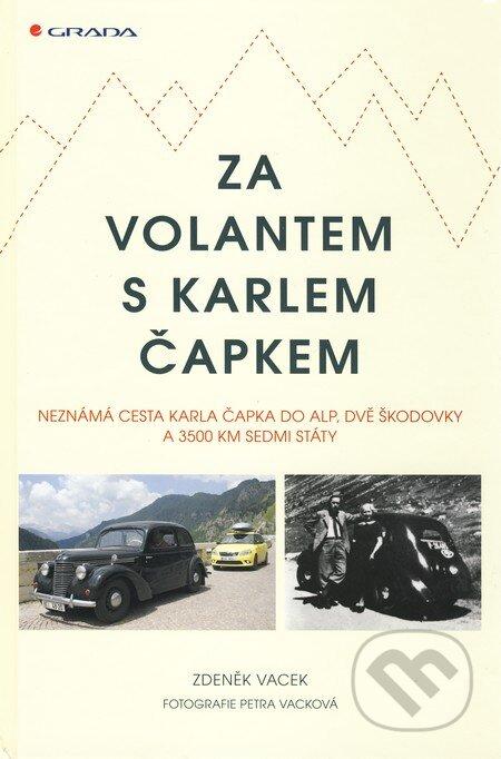 Peticenemocnicesusice.cz Za volantem s Karlem Čapkem Image