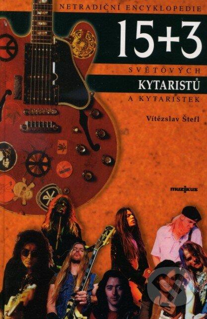 Interdrought2020.com Netradiční encyklopedie 15 + 3 světových kytaristů a kytaristek Image
