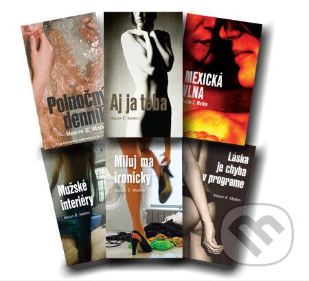 Fatimma.cz Maxim E. Matkin - kolekcia šiestich bestsellerov Image