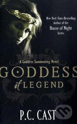 Goddess of Legend - P.C. Cast