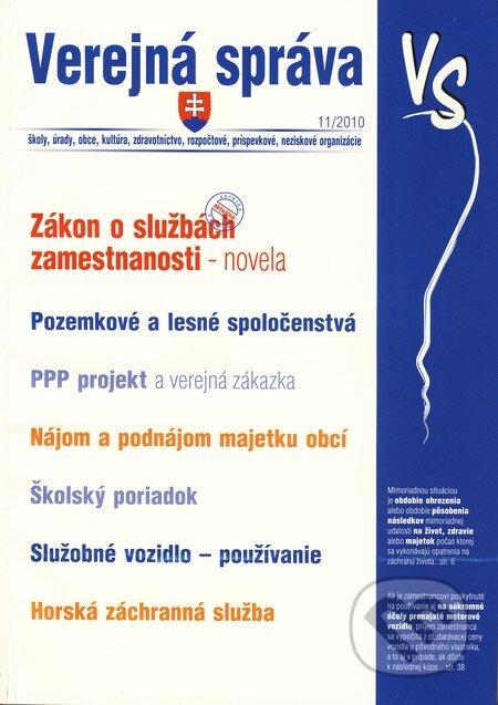 Fatimma.cz Verejná správa 11/2010 Image