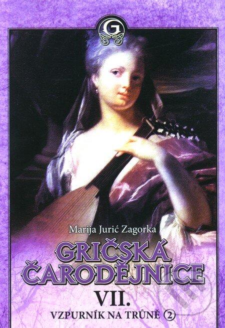 Interdrought2020.com Gričská čarodějnice VII - Vzpurník na trůně 2 Image