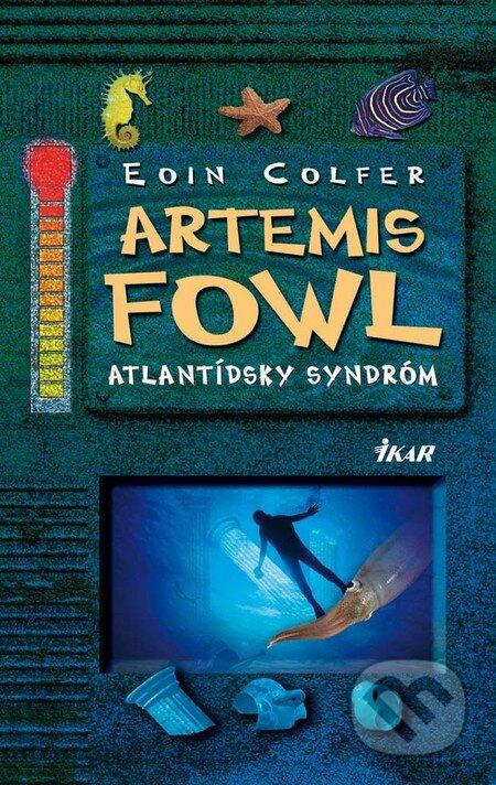 Fatimma.cz Artemis Fowl - Atlantídsky syndróm Image