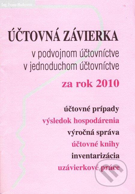 Fatimma.cz Účtovná závierka za rok 2010 Image