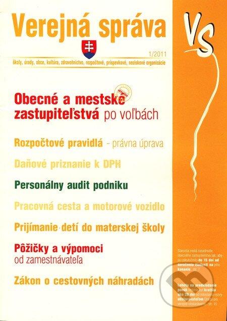 Fatimma.cz Verejná správa 1/2011 Image