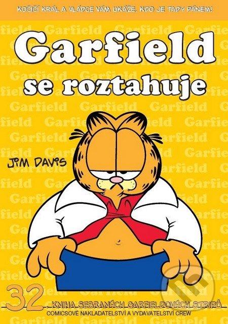 Fatimma.cz Garfield 32: Se roztahuje Image