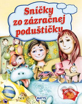 Fatimma.cz Sníčky zo zázračnej poduštičky Image