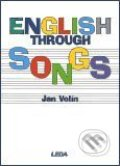 English through Songs - J. Volín