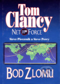 Net force - Bod zlomu - Tom Clancy, Steve Pieczenik, Steve Perry