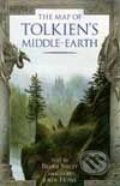 The Map of Tolkien's Middle-earth - Brian Sibley