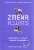 Zmena - Chip Heath, Dan Heath