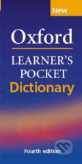 Oxford Learner's Pocket Dictionary - Kolektív autorov
