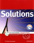 Solutions - Pre-Intermediate - Student's Book with MultiROM Pack - Tim Falla, Paul Davies