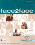 Face2Face - Intermediate - Workbook with Key - Nicholas Tims, Chris Redston, Gillie Cunningham