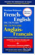 Merriam-Webster's French-English Dictionary -