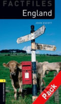 England - Factfile + CD - John Escott