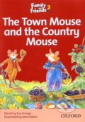 Family and Friends Readers 2A: The Town Mouse and the Country Mouse -