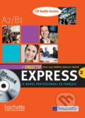 Objectif Express 2 - CD audio classe -