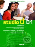 Studio d B1: Kursbuch + CD - Hermann Funk