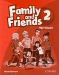 Family and Friends 2 - Workbook - Naomi Simmons