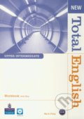 New Total English - Upper Intermediate - Workbook with Key (+ Audio CD) - Mark Foley