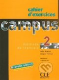 Campus 2 - Cahier D'exercices - Jacky Giradet