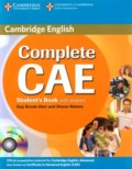 Complete CAE Student's Book with answers (+ CD-ROM) - Guy Brook-Hart, Simon Haines