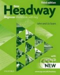 New Headway - Beginner - Workbook with Key - John Soars, Liz Soars