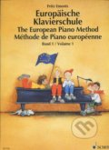 Europaische Klavierschule/The European Piano Method - Fritz Emonts