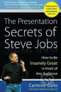 The Presentation Secrets of Steve Jobs - Carmine Gallo