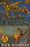 Heroes of Olympus: The Lost Hero - Rick Riordan